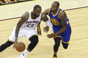 Andre Iguodala supports LeBron James' decision to join Lakers