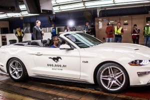 Ford Just Built its 10 Millionth Mustang