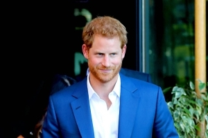 Prince Harry's car sells for nearly $100k
