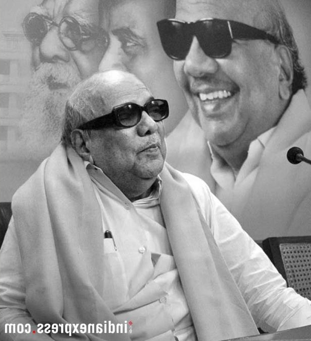 "Slide 1 of 15: Former Tamil Nadu CM and DMK patriarch M Karunanidhi passed away after battling illness at the Kauvery hospital in Chennai on Tuesday. Karunanidhi's health condition was ""extremely critical and unstable"", the last medical bulletin by Kauvery hospital said on Tuesday. (Express archive photo)"