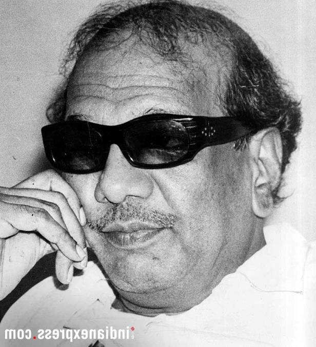Slide 9 of 15: He became chief minister of Tamil Nadu in 1969 for the first time and had held the position in the state five times, with the last tenure being in 2006. (Express archive photo)