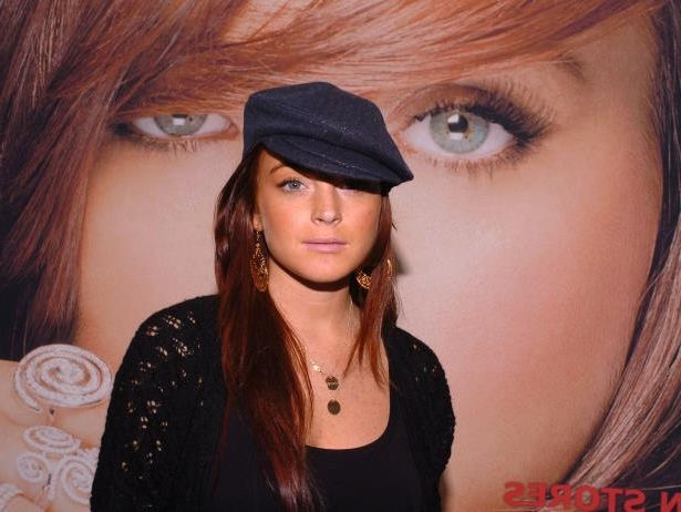 Slide 8 of 37: Lindsay Lohan during Lindsay Lohan - Album Release Party 11-04-04 in West Hollywood, California, United States. ***Exclusive*** (Photo by L. Cohen/WireImage)