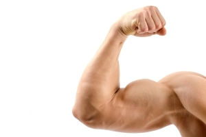 Why your muscles look so pumped up after the gym (and why they shrink later)