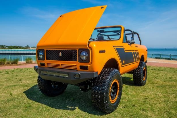 Enthusiasts: 1979 International Harvester Scout II Restomod