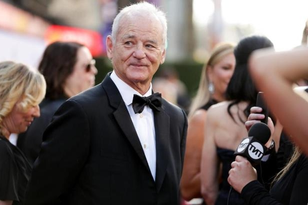 Actor Bill Murray.