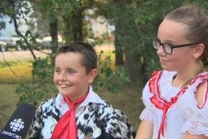 After surviving Alonsa tornado, kids hurl themselves around on stage at Folklorama