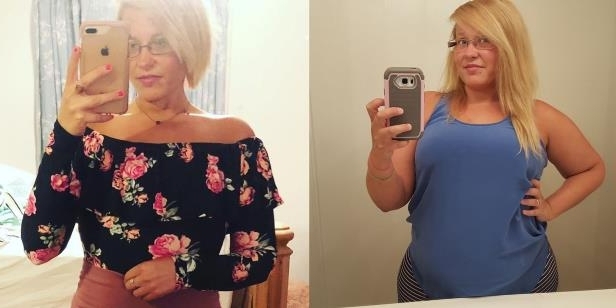 Amber Akam wanted to learn how to lose weight so she could teach her daughter how to eat healthy – but also to feel more comfortable in her body. Here's how she did it.: 'I Lost More Than 90 Pounds On The Atkins Diet'