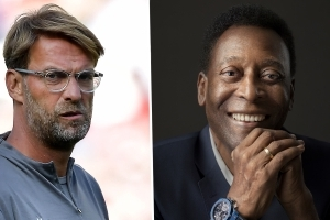 Be afraid, Liverpool! Pele tips Reds for Premier League title