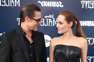 Brad Pitt Cut Back Spending Money On Angelina & the Kids After Custody War Started