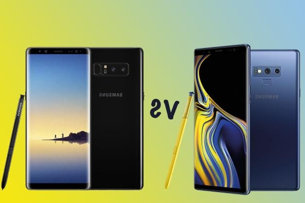 d04e8b1bd0 Tech   Science   Samsung Galaxy Note 9 vs Galaxy Note 8  What s the ...