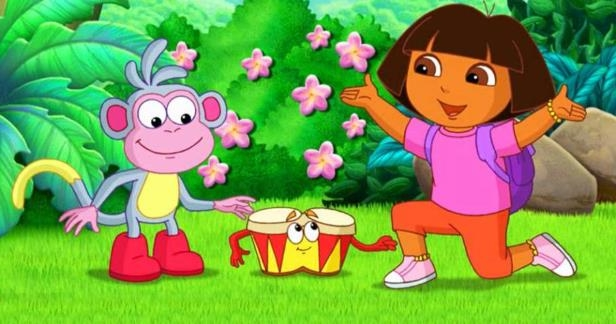 Thoughts?: Live-Action 'Dora the Explorer' Movie Reveals First Photo of Teen Dora