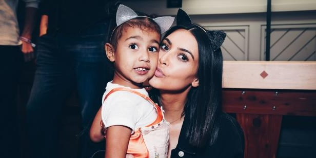 When her daughter asked her why she was famous, Kim Kardashian dodged a bullet and told her it was because of their TV show.: North West Asked Kim Kardashian Why She's Famous