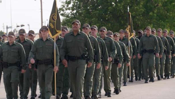 US: Inside Border Patrol academy, agents are taught to be