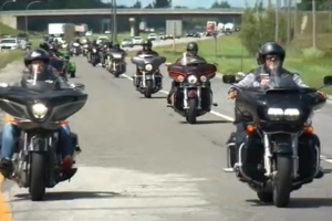 Hells Angels congregate in Quebec almost 10 years after SharQc operation