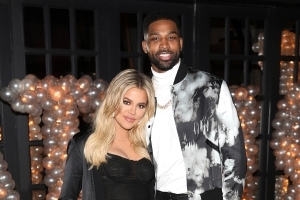 Khloe K. Parties With Tristan After Describing Their Relationship as 'Complicated'