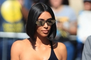 Kim Kardashian suffers with hangover after celebrating Kylie Jenner turning 21