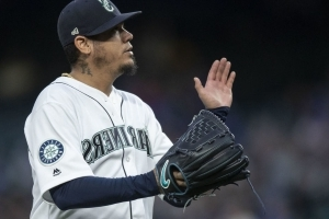 King Felix vows return to rotation: 'I'll be a starter before the end of the year'