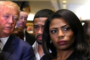 Trump scorches Omarosa ahead of book release: 'She's a lowlife'