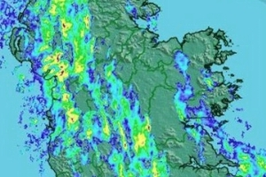 Weather forecast Ireland: Met Eireann predict washout week as Ireland set to be lashed by heavy rain