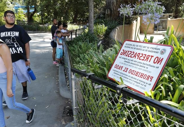 Offbeat Video Of Hippo Spanking At L A Zoo Sparks Lapd