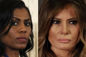 Melania Trump spokeswoman calls Omarosa claims 'disappointing'