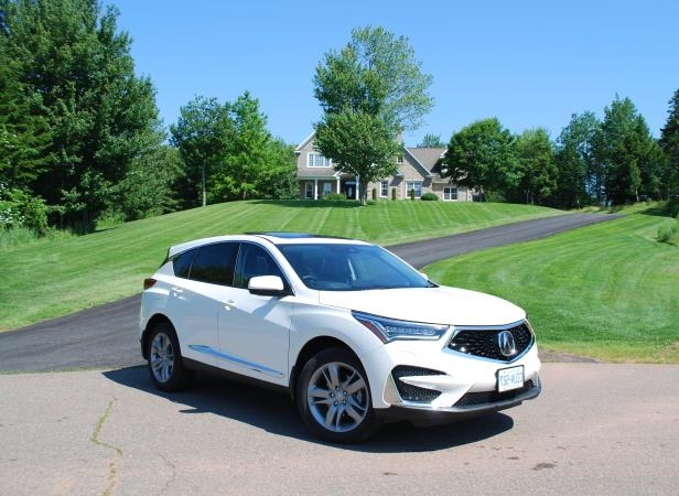 Reviews Review 2019 Acura Rdx Platinum Elite Pressfrom Canada