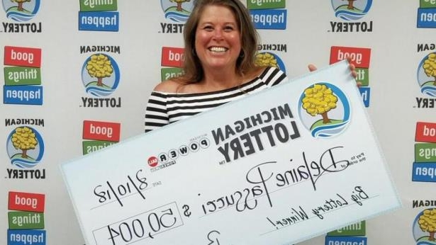 Offbeat: Michigan Woman Almost Threw Away $50,000 Lottery Ticket