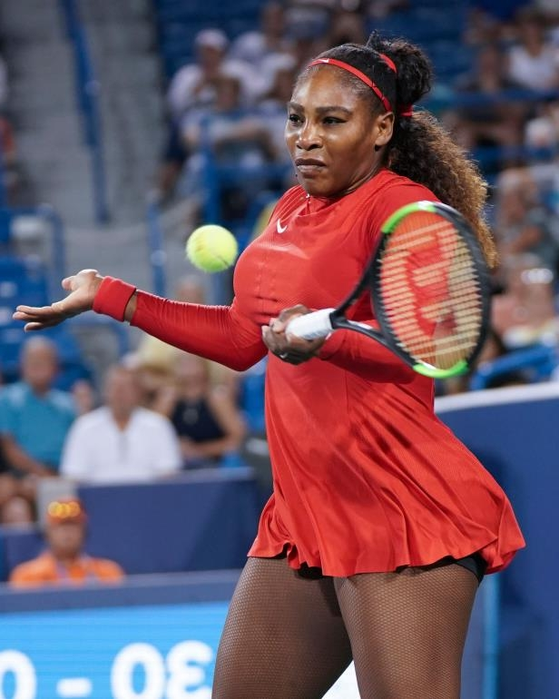 Offbeat: Serena Williams learned sister's killer was out on parole
