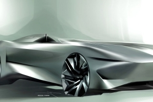 Infiniti Readies Prototype 10 Single-Seater Concept for Pebble Beach