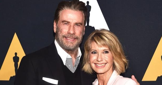 Entertainment: We've Got Chills! Olivia Newton-John and John