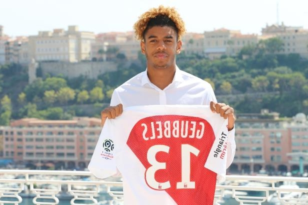 Maillot THIRD AS Monaco Willem GEUBBELS