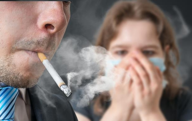 New research has highlighted the ways second hand smoke exposure can impact teenagers' health.