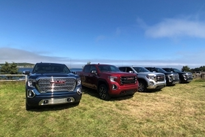 First Drive Preview: 2019 GMC Sierra 1500 AT4 and Denali