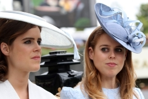 The surprising reason Princesses Eugenie and Beatrice never wear tiaras