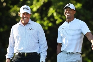 Tiger Woods confirms he'll play Phil Mickelson over American Thanksgiving