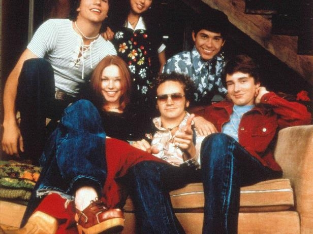 Entertainment: The Cast Of That '70s Show Celebrated Its 20 Year