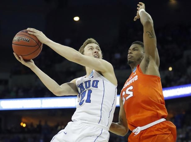Sport: Duke guard O'Connell has surgery on broken facial