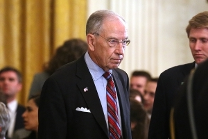 Grassley: Trump will tackle prison reform 'soon after' the midterms