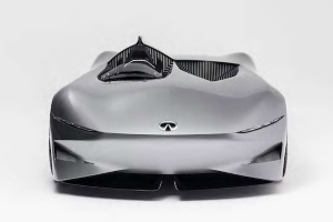 Infiniti Prototype 10 Glides Into Pebble Beach
