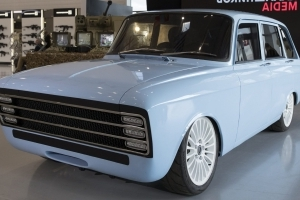 Kalashnikov Debuts CV-1 Electric Vehicle Concept