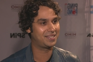 Kunal Nayyar Is 'Still Trying to Process' News Of 'Big Bang Theory' Ending (Exclusive)