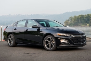 2019 Chevrolet Malibu RS First Drive Review | New in all the wrong ways