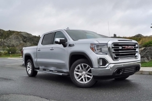 First Drive: 2019 GMC Sierra and Sierra Denali