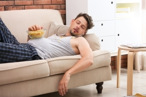 Being lazy is better way to live longer, study finds