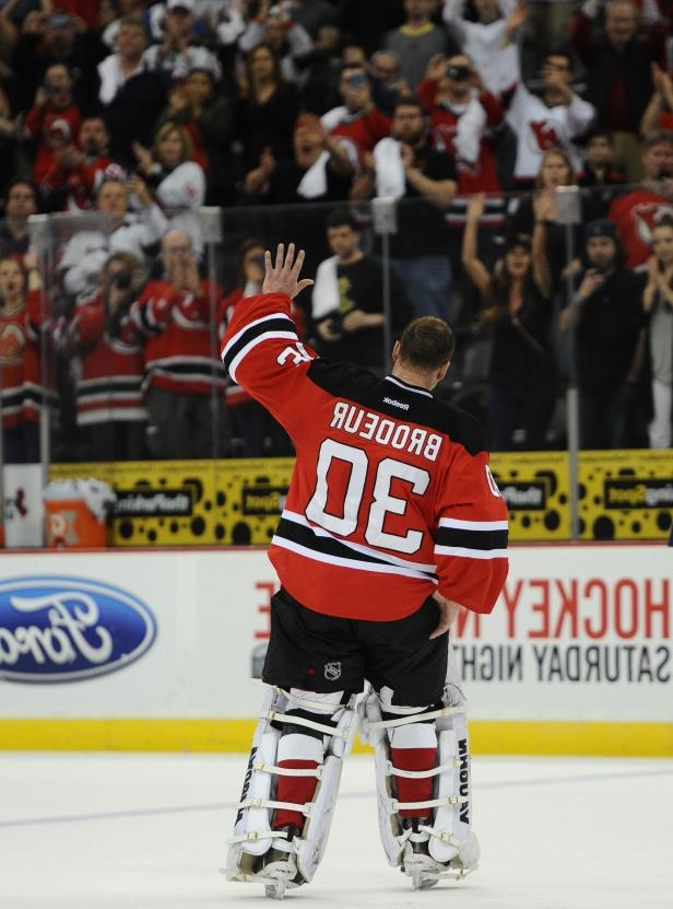 Sport Could Martin Brodeur Come Back To The Devils Pressfrom Us