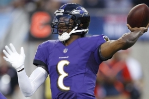 Ravens QB Robert Griffin III to serve as Joe Flacco's backup, report says
