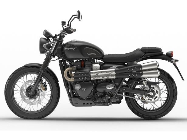 Will the new Scrambler 1200 be similar to the 900cc Street Scrambler, or go in a more off-road direction?