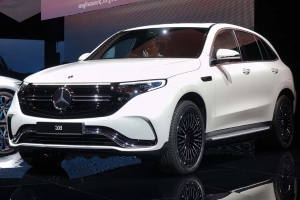 Preview: Mercedes-Benz EQC