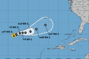 Florence downgraded to Category 3 hurricane
