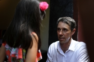 O'Rourke campaign blames 'impostor' for illegal voting texts